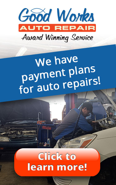 Tempe auto repair shops that take payments